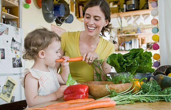 Süper çocuklara süper gıdalar