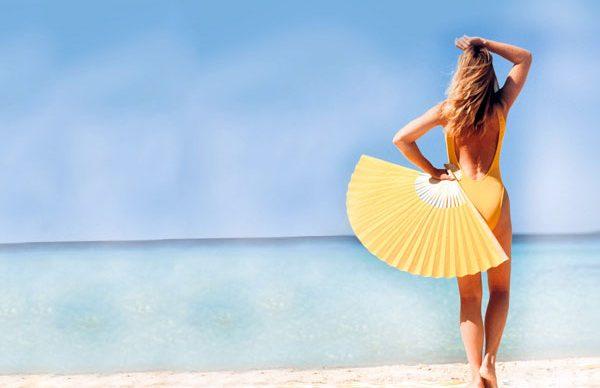 Yaz mevsimi cildi tehdit ediyor