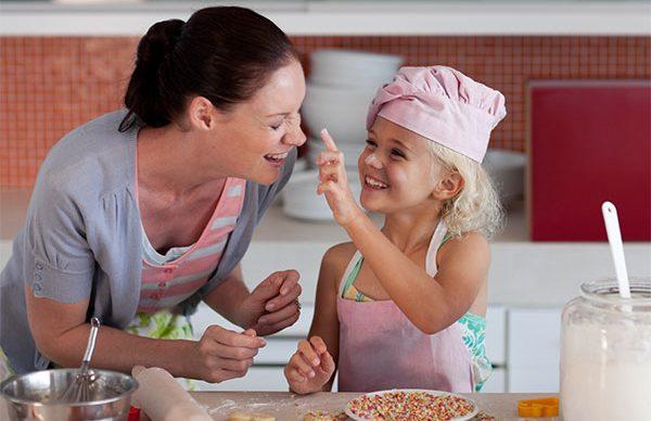 Çocuğunuzla mutfağa girin