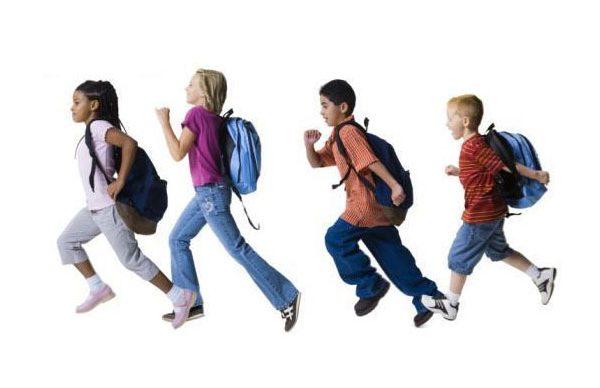 Okul çantalarında kanser tehlikesi