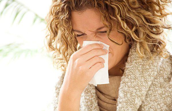 Grip öpüşmeyle yayılıyor