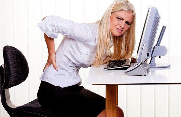 İşyerinde omurga sağlığı ipuçları