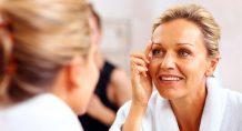 Kadınlarda kırışıklıklar ve kemik sağlığı