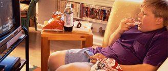 Stres çocukta obezite nedeni