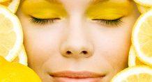 Doğal maskelerle sivilce tedavisi