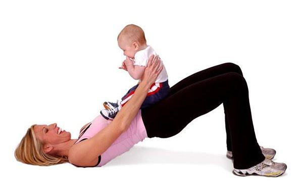 Doğum sonrası forma girme ipuçları