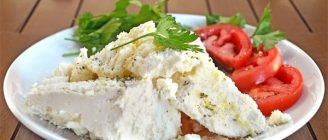 Lor peyniri yumurtadan daha proteinli