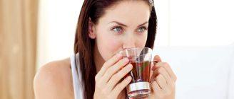Siyah çay Koronavirüsten koruyor