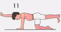 Bel egzersizi 11