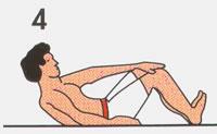Bel egzersizi 4