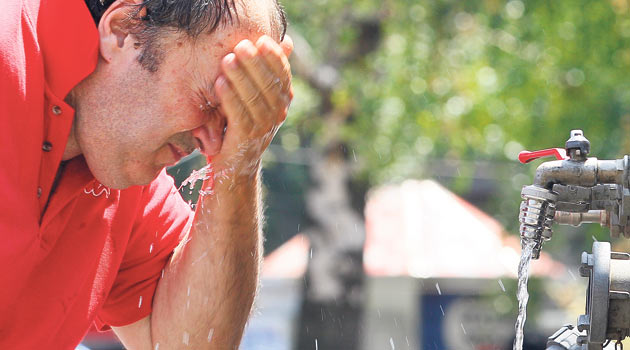 Kalp krizi sıcak havaları seviyor