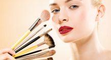 Makyaj kadın için sanattır