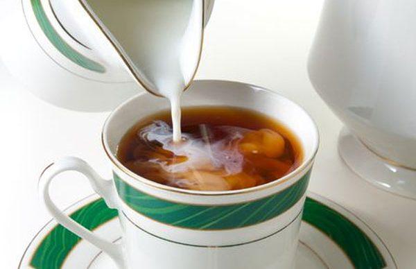 Sütlü çayın kalbe faydası yok