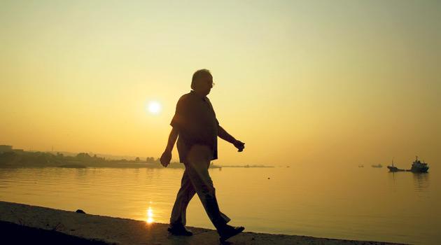 Tempolu yürüyüş prostatı koruyor